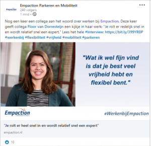 Linkedinpost Empaction