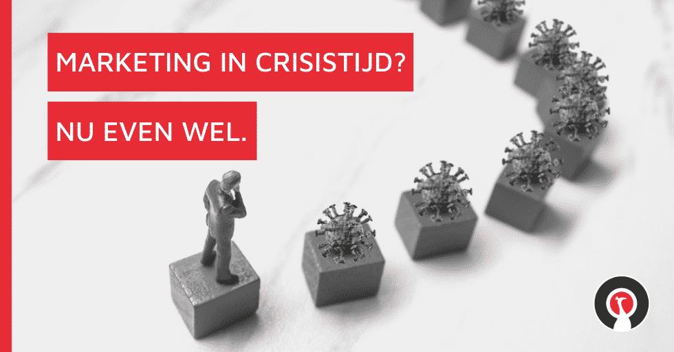 Marketing in crisistijd?