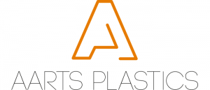 Oude logo Aarts Plastics